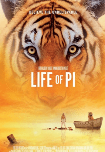 Life of pi an ultimate tale of life death and friendship for Life of pi cast