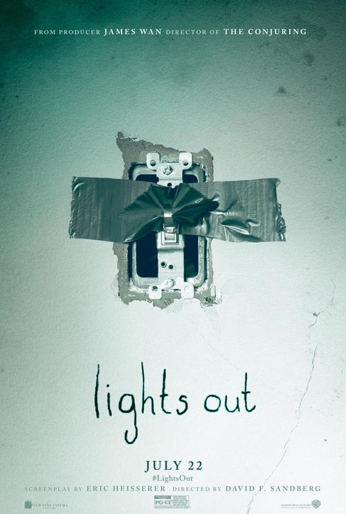 Lights Out Movie Review English Movie Review