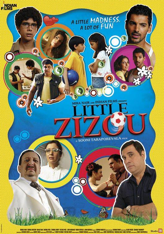 Little Zizou Movie Review Hindi