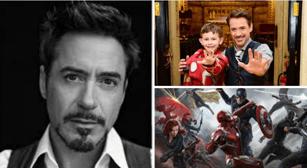 Littles Fans Meet Iron Man.