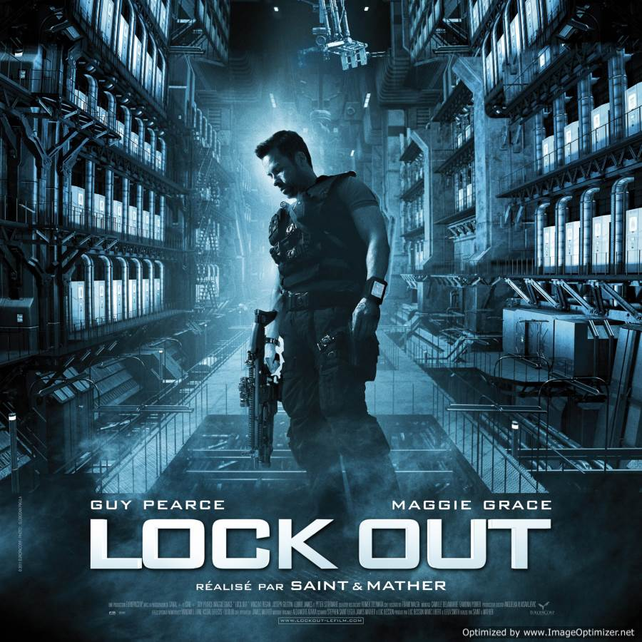 Lockout Movie Review English