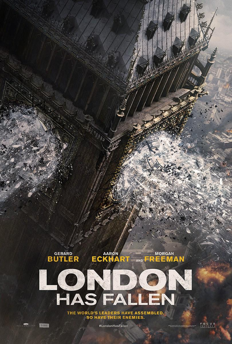 London Has Fallen Movie Review English