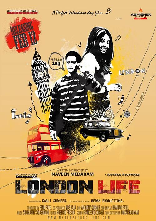 London Life Movie Review English Movie Review