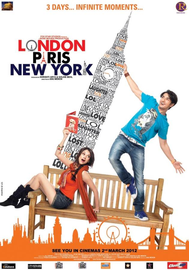 London Paris New York Movie Review Hindi