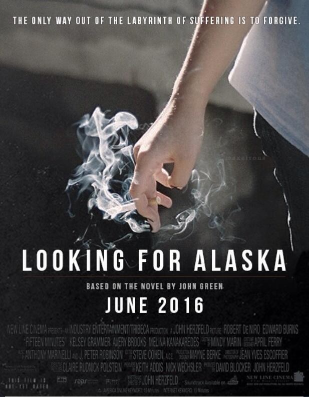 Looking for Alaska Movie Review English