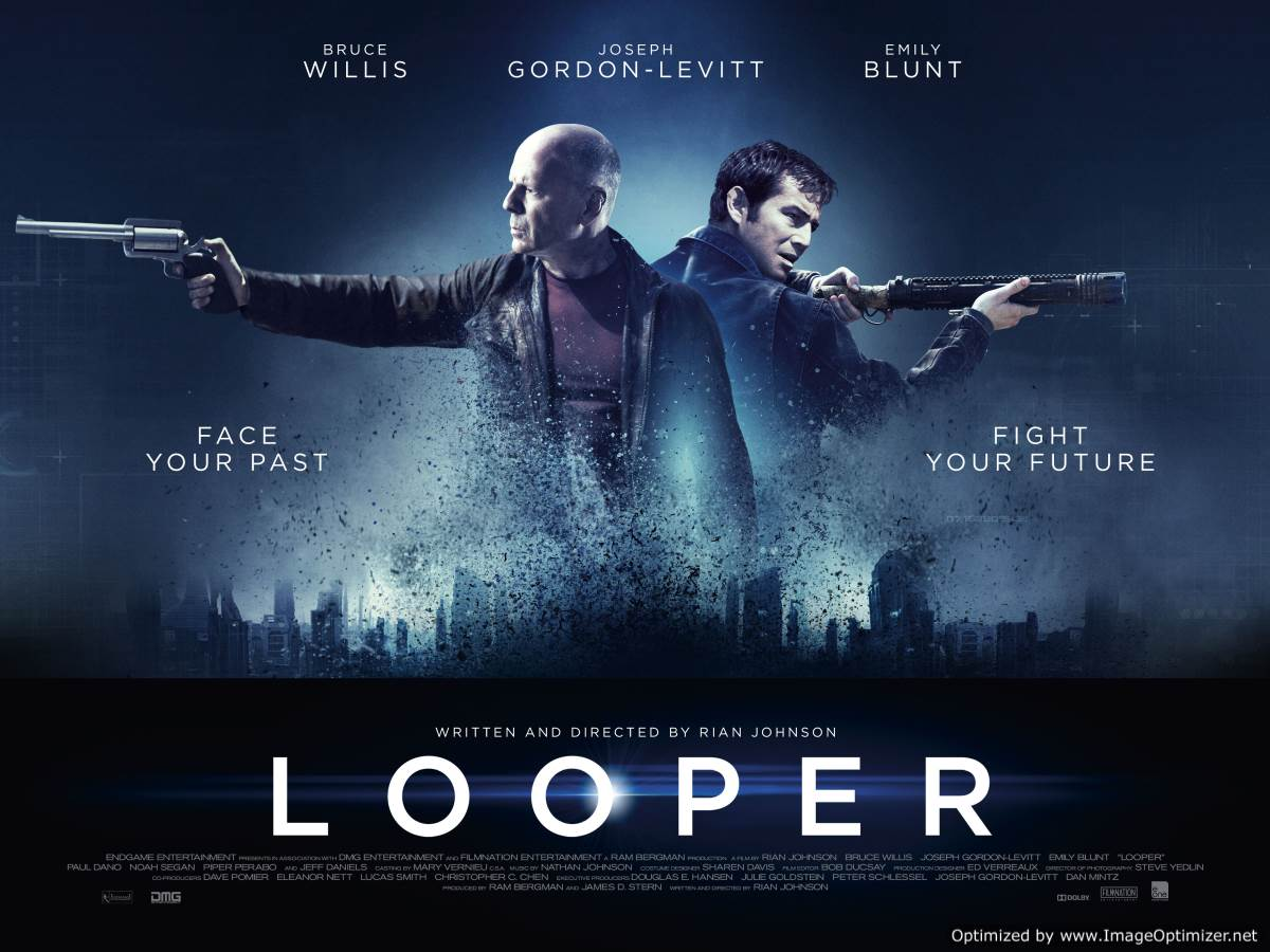 Looper Movie Review English