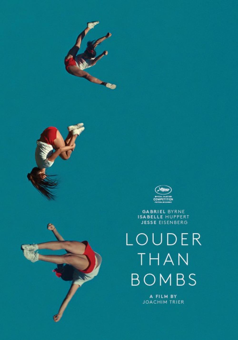 Louder Than Bombs Movie Review English