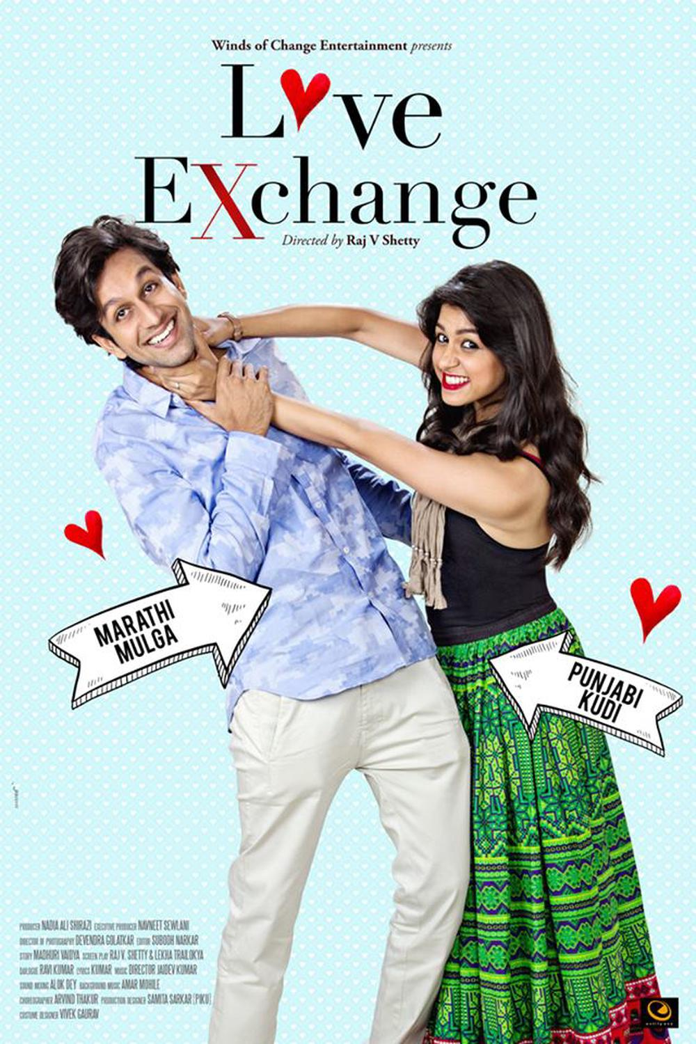 Love Exchange Movie Review English Movie Review