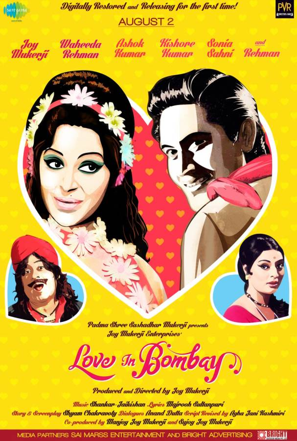 Love in Bombay- Sadly will not pass as Love in Mumbai! Movie Review Hindi