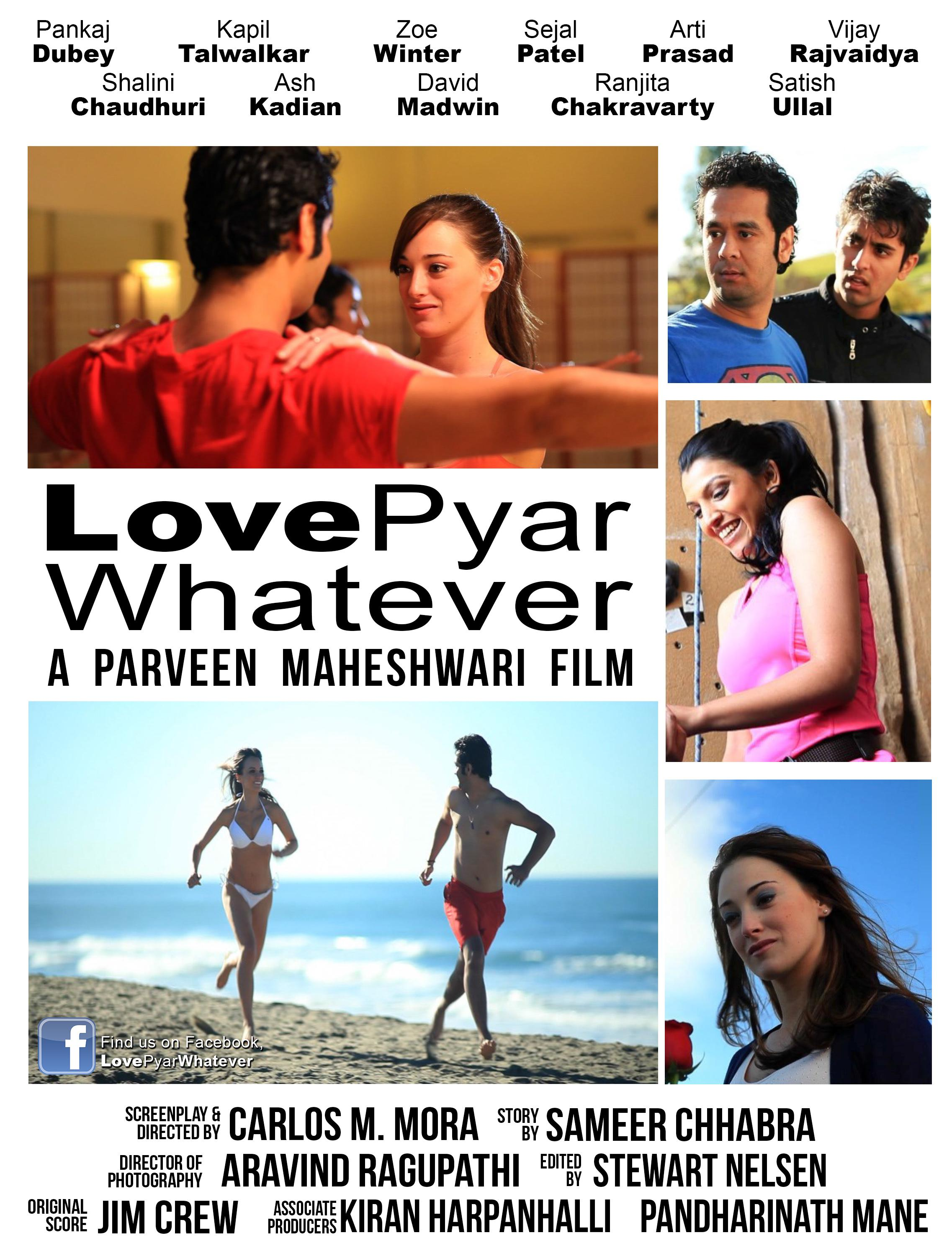 Love Pyar Whatever Movie Review English