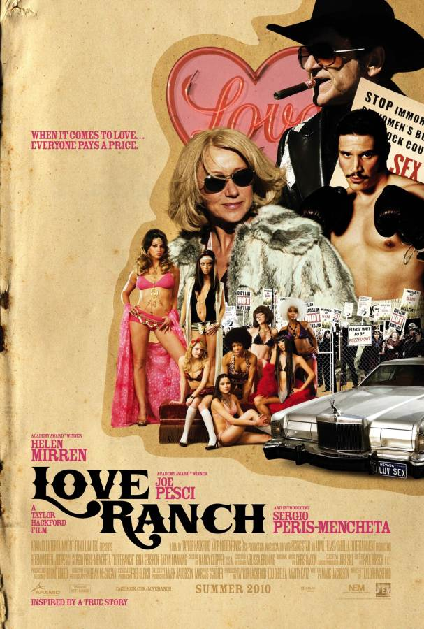 Love Ranch Movie Review English