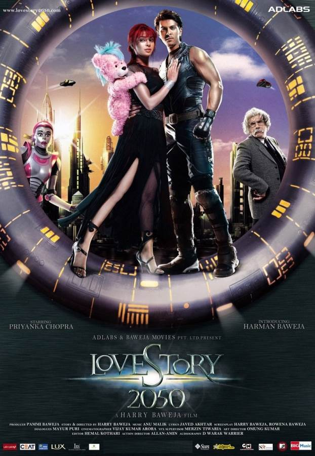 Love Story 2050 Movie Review Hindi