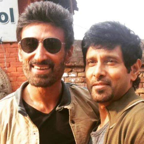 'Rahul Dev', shares screenspace with Chiyaan and Thala!