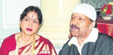 """""""RAJA SIMHA"""" Unites Dr Vishnuvardhan And Bharathi Vishnuvardhan"""