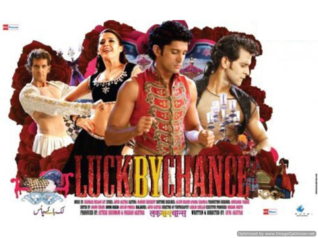 Luck by Chance Movie Review Hindi