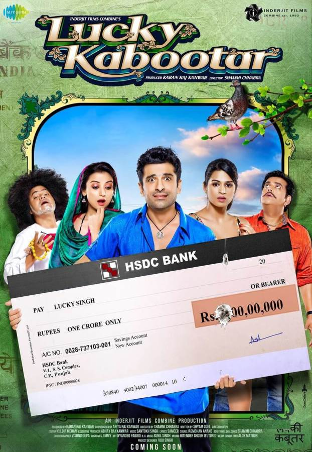 Lucky Kabootar Movie Review