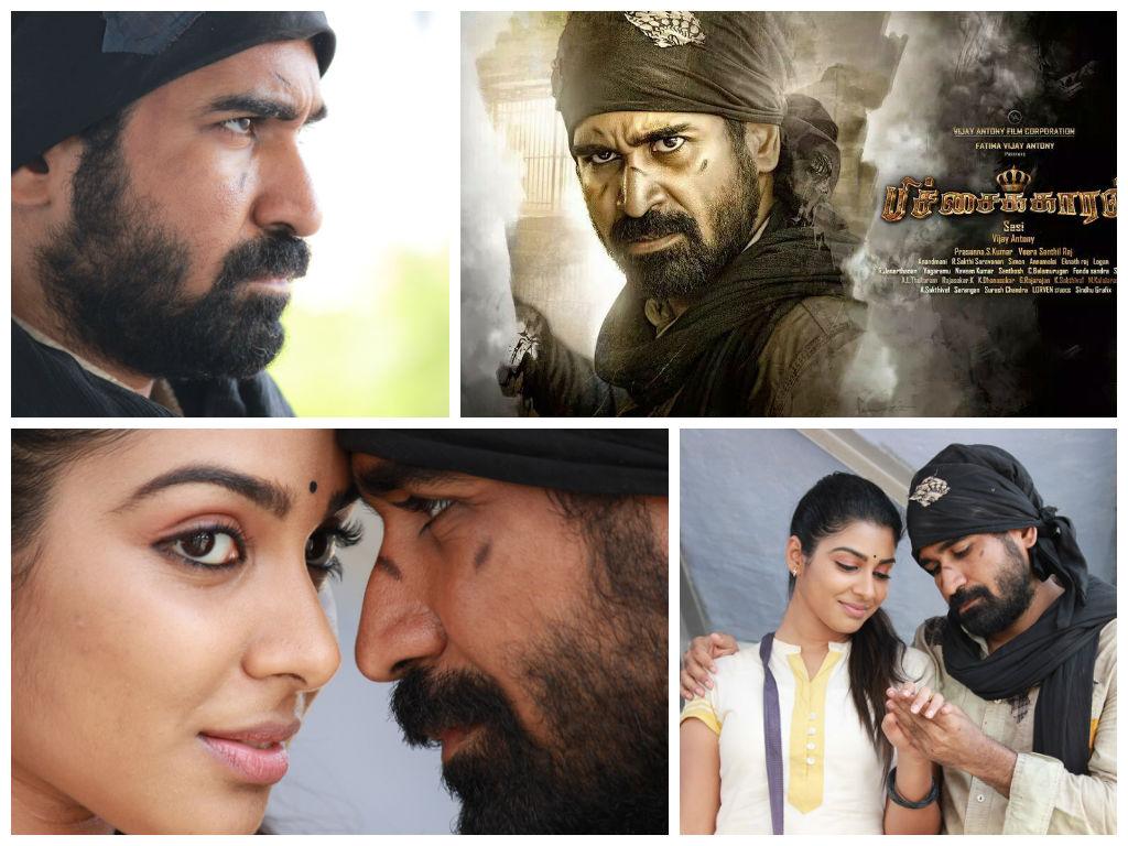 """""""Vijay Antony"""" Plays Triple Role In 'Pichaikaaran'!"""