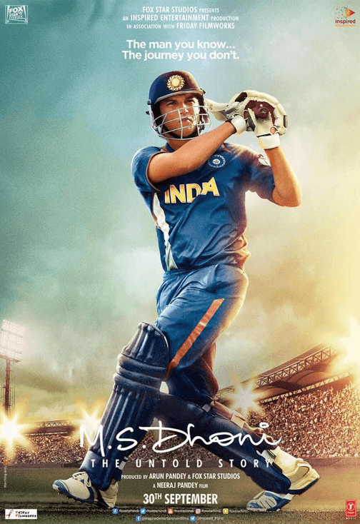 M.S. Dhoni: The Untold Story Movie Review Hindi Movie Review