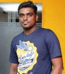 Madhan Raj Tamil Actor