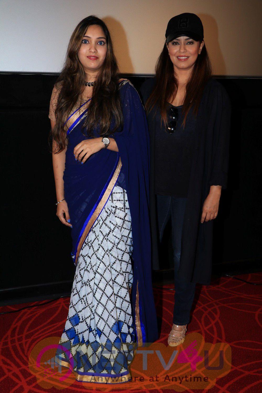 Mahima Chaudhry At Trailer Launch Of Dark Chocolate Photos