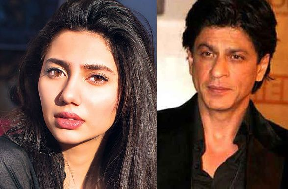 Mahira Khan Is Out Of Raees?