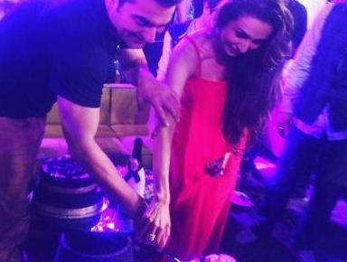 Malaika Arora Shared A Picture Of Arbaaz's Birt..