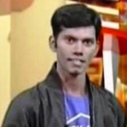 Manikandan - News Reader Tamil Actor