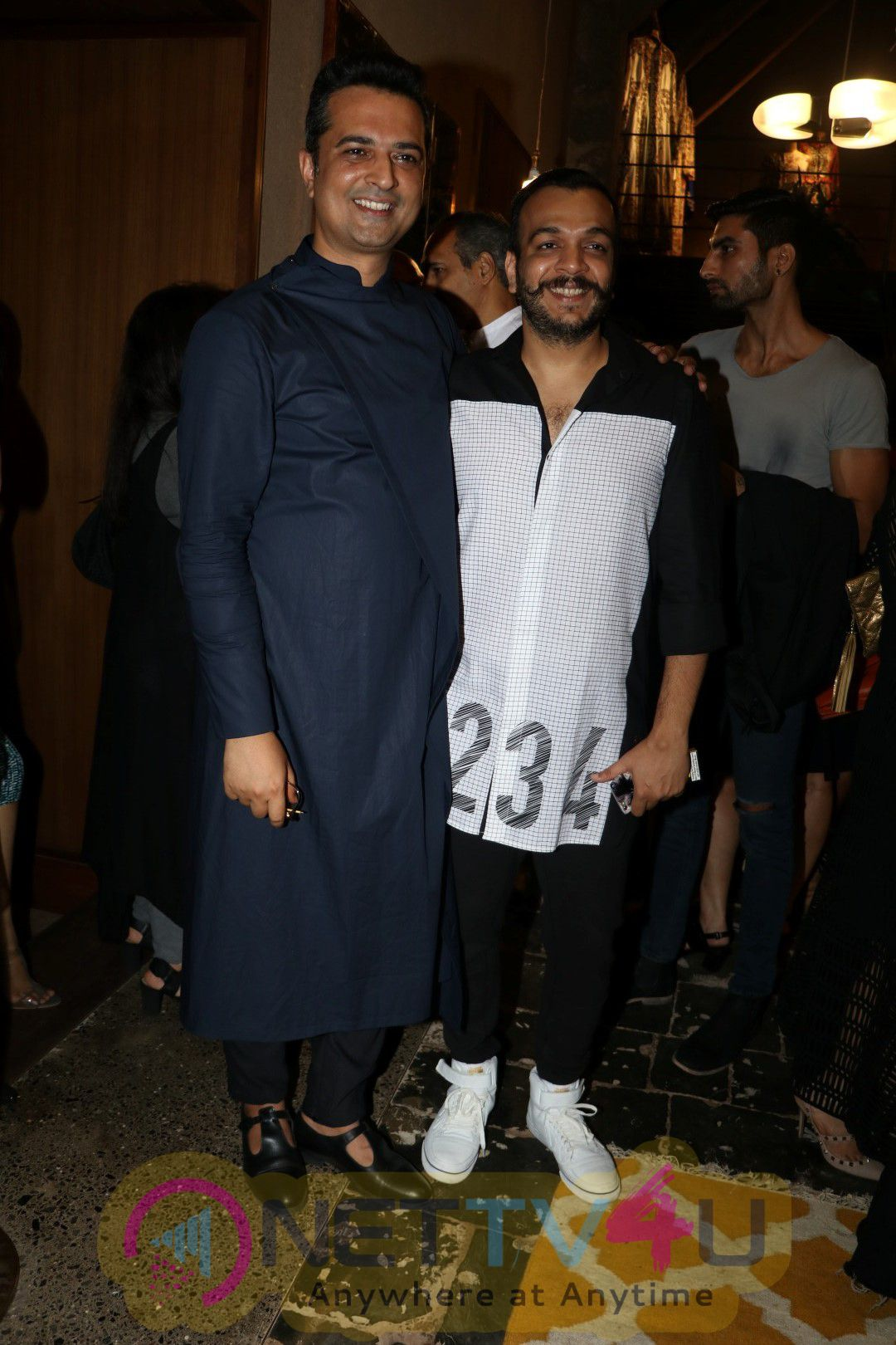 Manish Malhotra,Mehr Jessia & Tina Tahiliani At Insemble Store Launch Photos