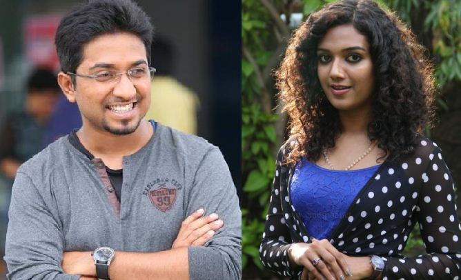 Marina Joins Vineeth In Aby!