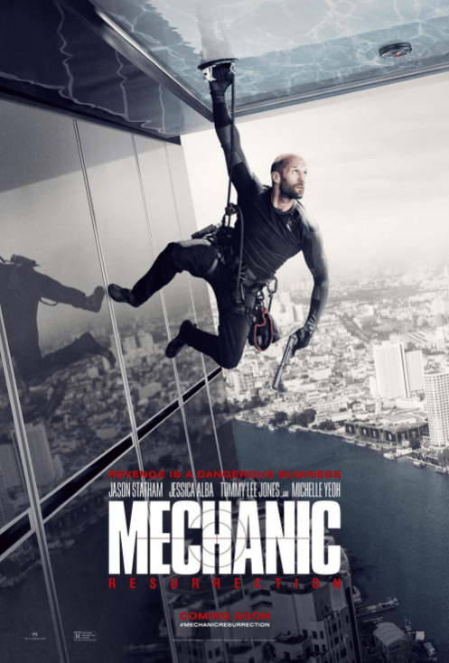 Mechanic: Resurrection Movie Review English Movie Review