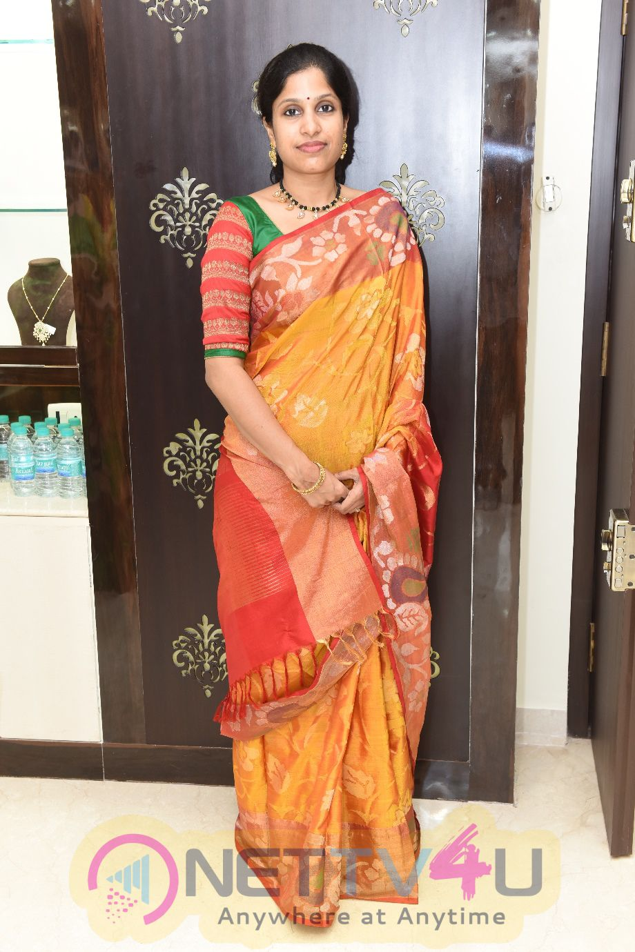 Meenu Subbiah Diamonds Presented The Launch & Exhibition Of Collection Stills