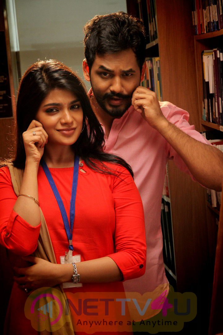 Meesaya Murukku Tamil Movie Attractive Stills
