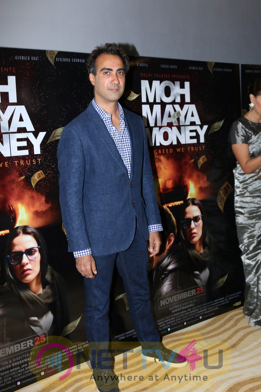 Moh Maya Money Movie Trailor Launch At Neha Dhupia Ranvir Shorey