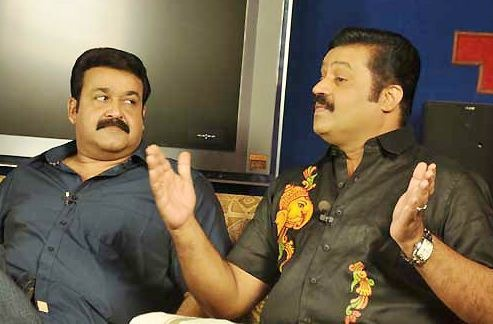 Mohanlal And Suresh Gopi Join For An Awareness ..