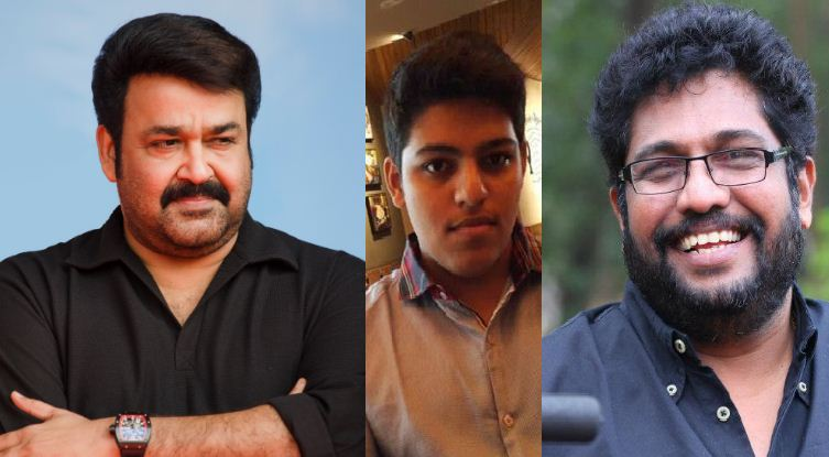 Mohanlal Introduces Jagan Shaji Kailas To The Music World!