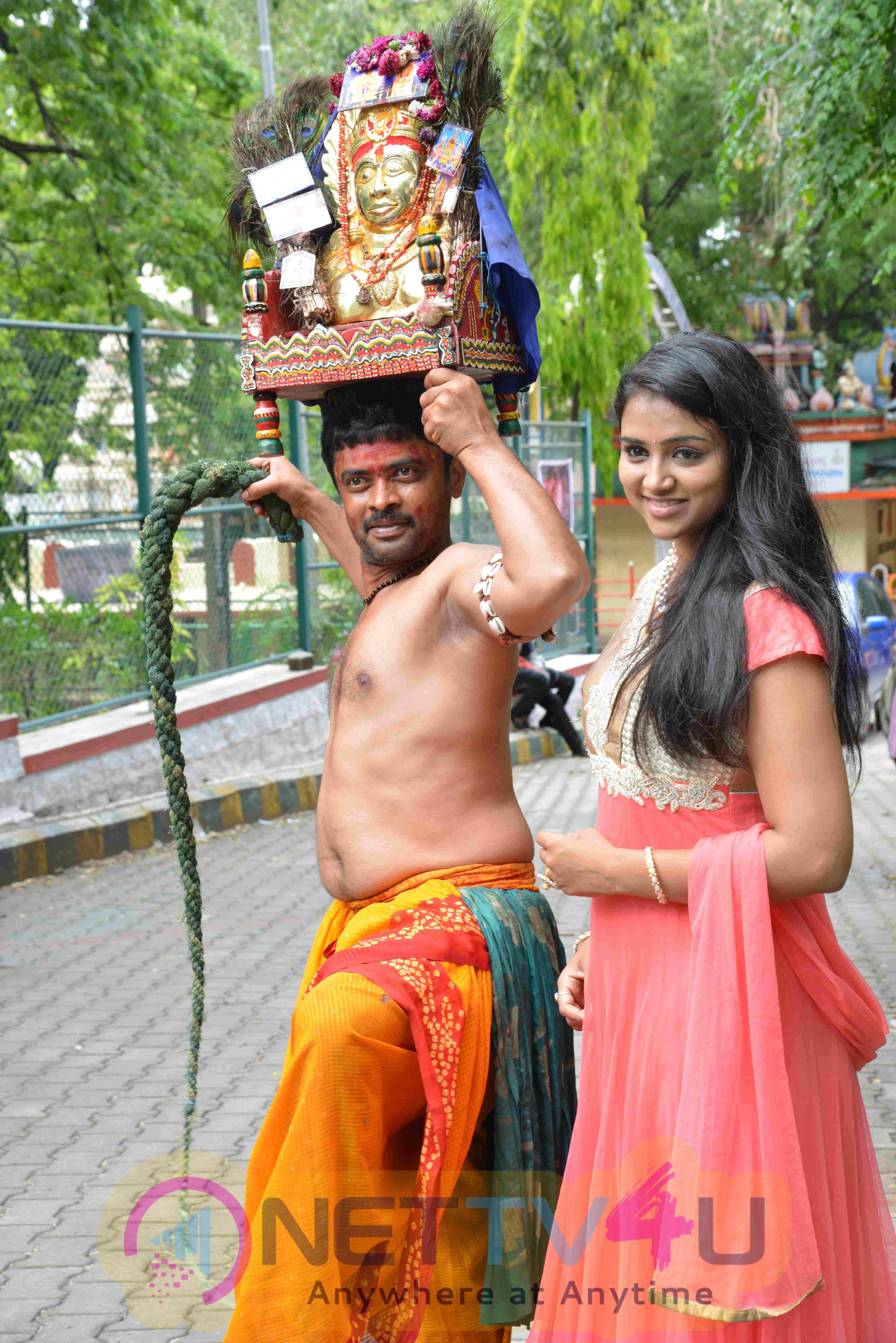 Mooka Hakki Kannada Movie Pressmeet Photos