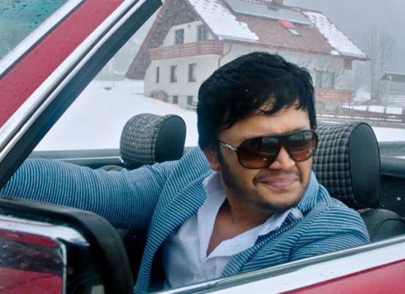 Mungaru Male 2 Team Struck With Climatic Changes!
