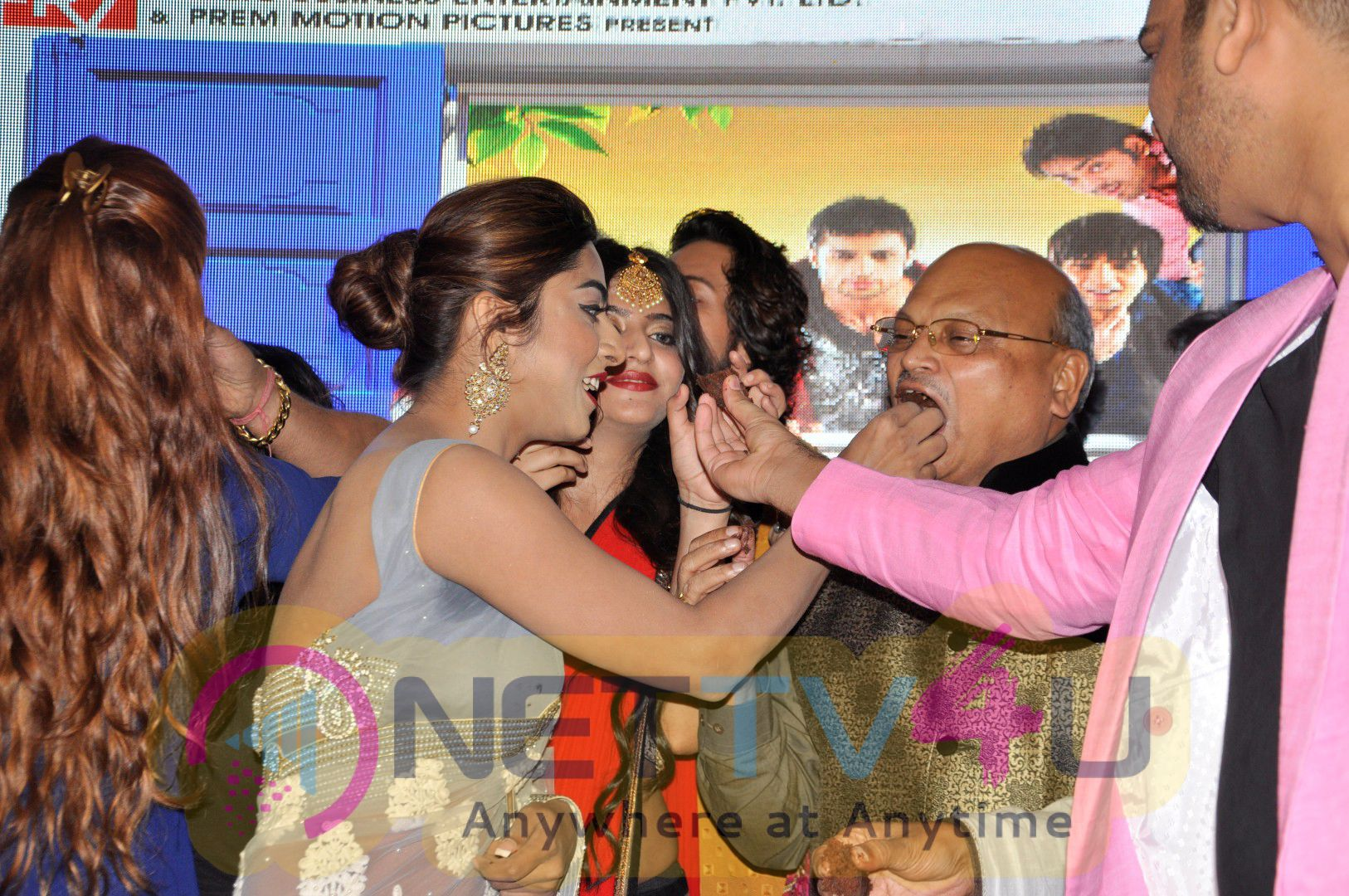 Music & Trailer Launch Of Film Love Ke Funday With Star Marvellous Photos