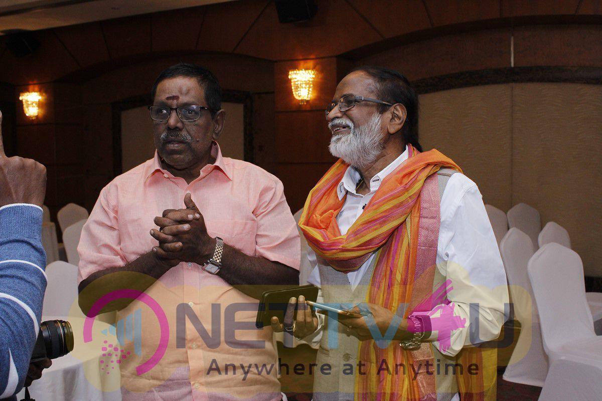 Music Director Gangai Amaran Nanbenda Party Event Photos