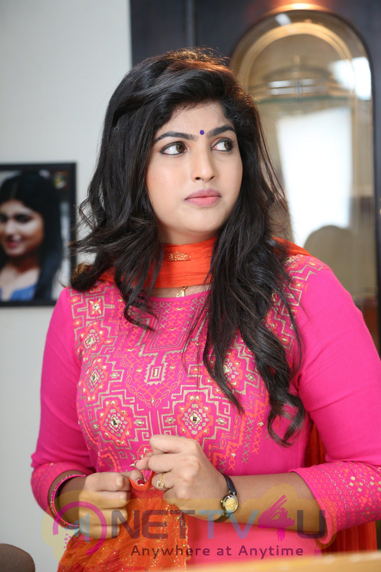 My Favourite Hero Is Rajini, Says Adra Machan Vizilu heroine Naina Sarwar excellent Stills