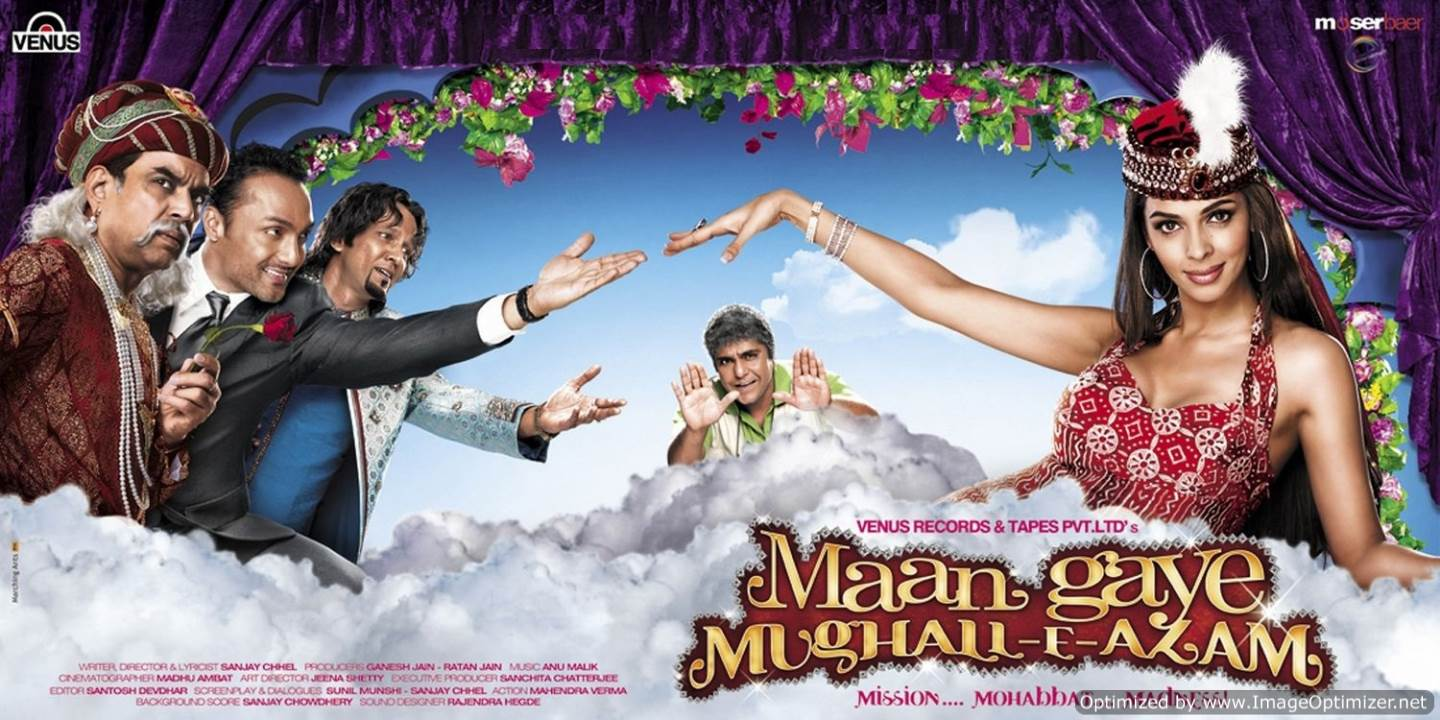 Maan Gaye Mughal-e-Azam Movie Review Hindi