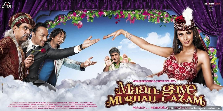 Maan Gaye Mughal-e-Azam Movie Review Hindi