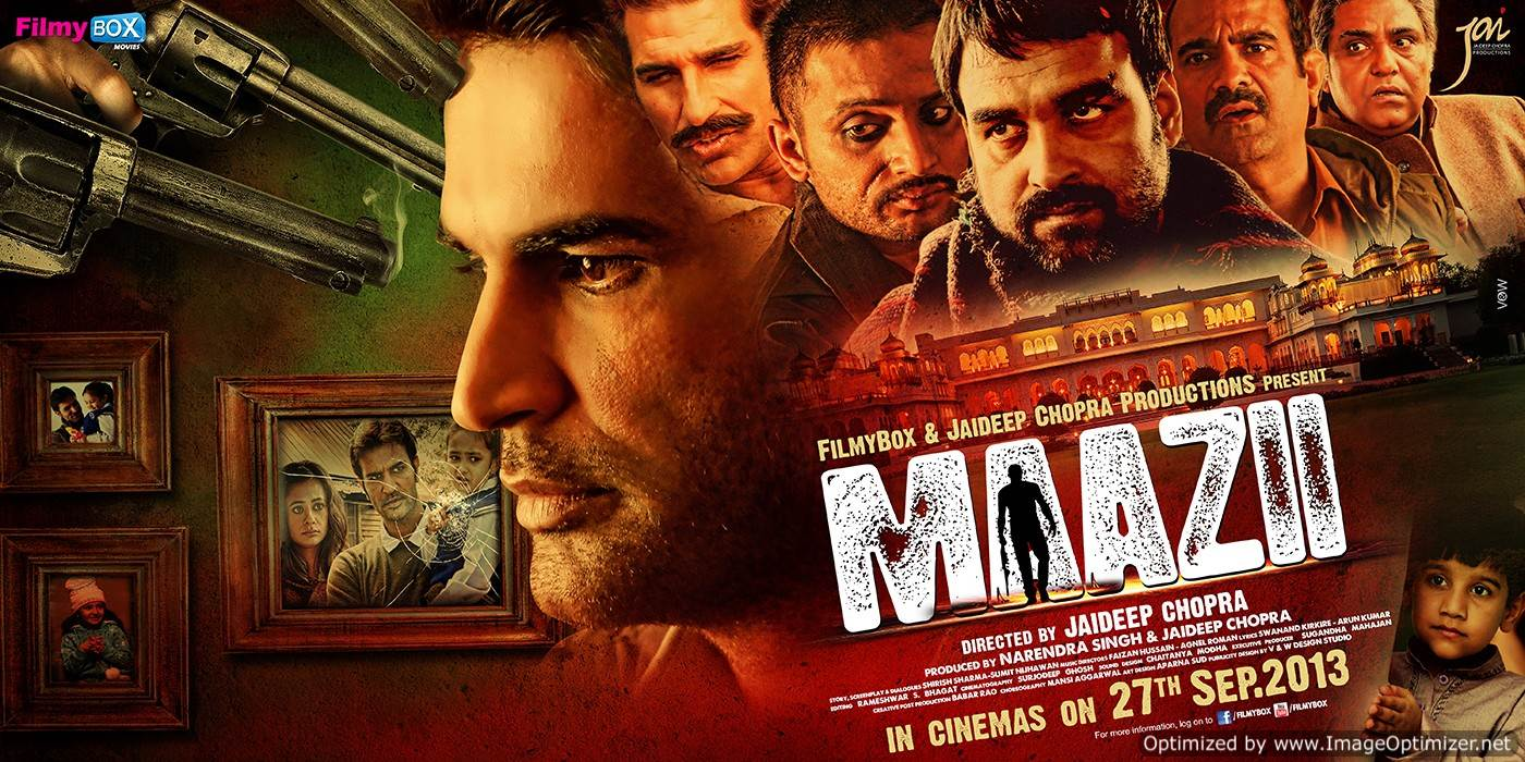 Maazii- when digging the past brings a can of worms! Movie Review Hindi