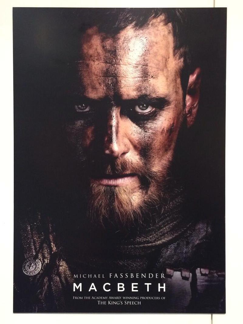Macbeth Movie Review English