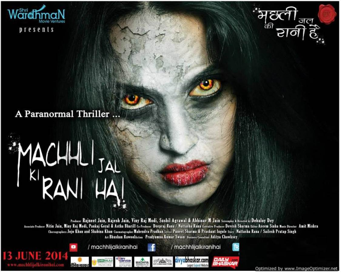 Machhli Jal Ki Rani Hai Movie Review Hindi