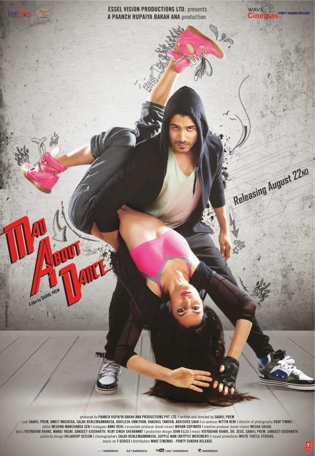 Mad About Dance Movie Review Hindi