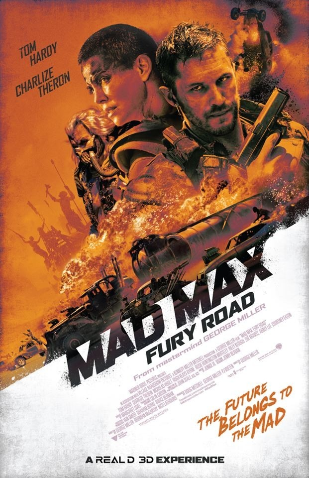 Mad Max : Fury Road Movie Review  English