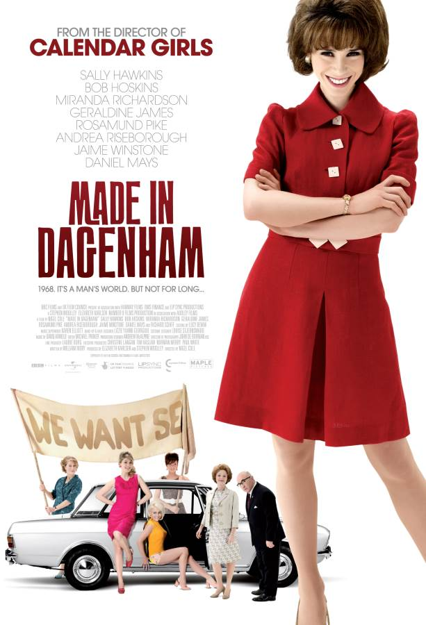 Made In Dagenham Movie Review English