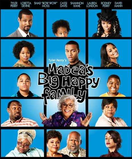 Madea'S Big Happy Family Movie Review English Movie Review
