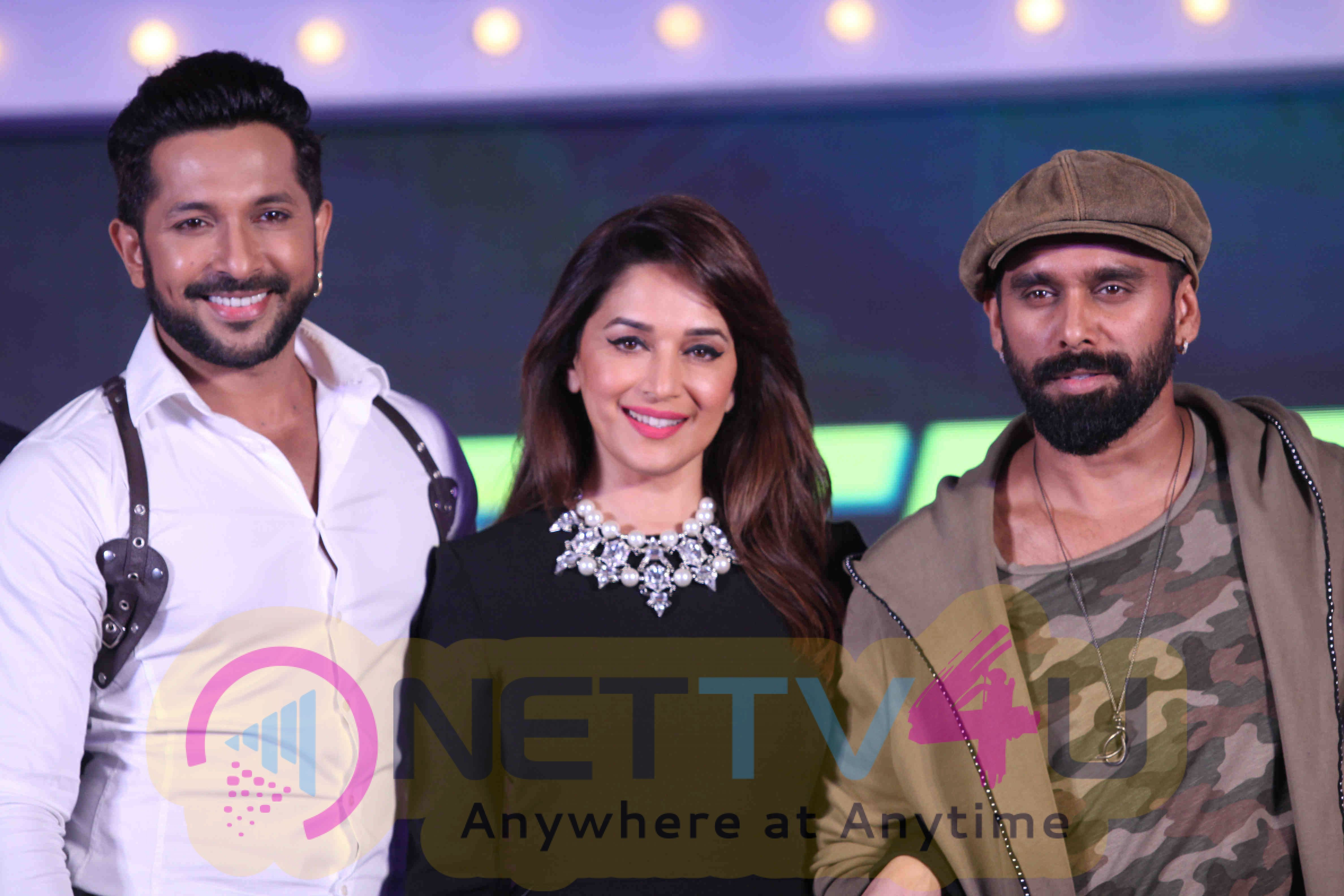 Madhuri Dixit Today Launched The Dance Reality Show Stills Hindi Gallery